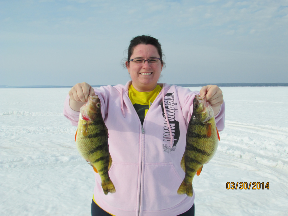 Ice Fishing at West Shore Resort