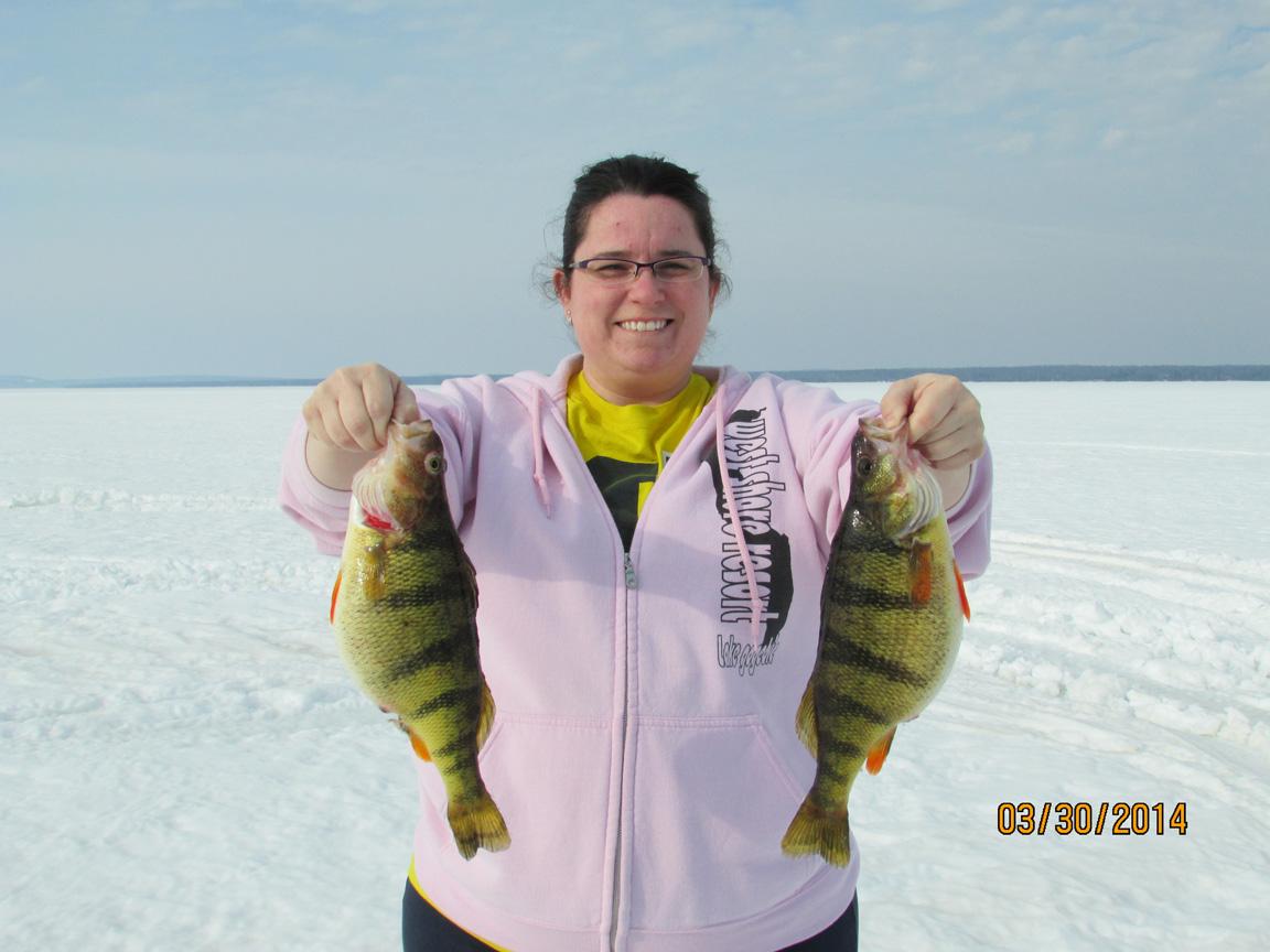 Ice Fishing at West Shore Resort